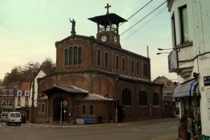 genval,maubroux,églises,saint-pierre