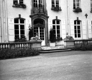 rixensart,château du héron,maison communale