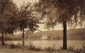 genval,maison du seigneur,maison de la reine,lac de genval
