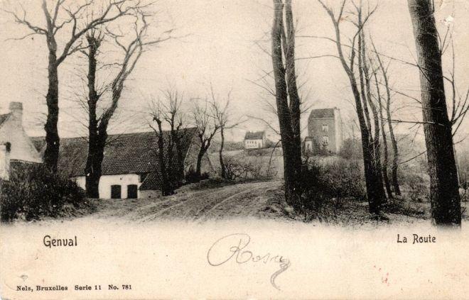 1213B. La Route (Rue de la Bruyère à Genval) c Philippe Godin
