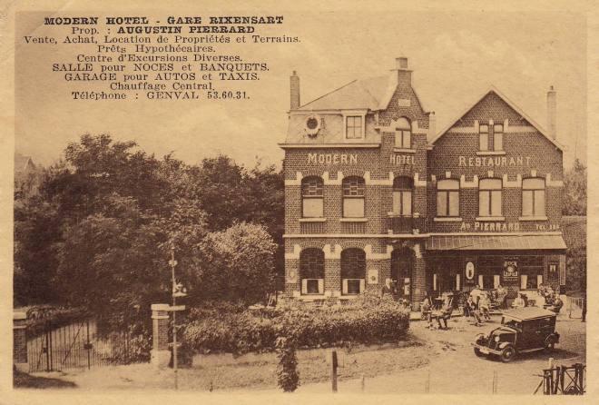 1108C. Modern Hôtel c Anne-Marie Delvaux