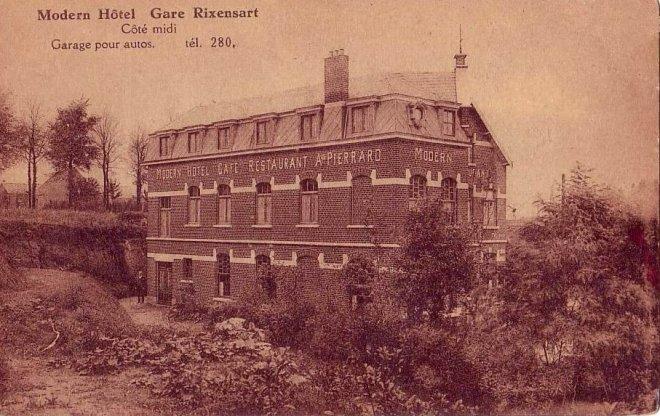 1146. Modern Hôtel c Francis Broche