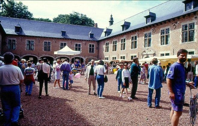 180520 Fête au Château de Rixensart 30 mai 1993 © Jean-Claude Renier 2