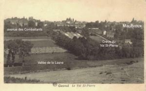 genval,val saint-pierre,vallée de la lasne