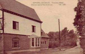 genval,blanc mesnil,hôtel terminus