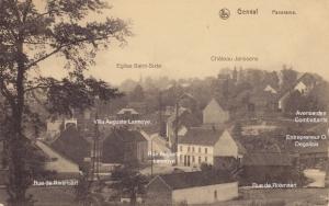 genval,maubroux,rue de rixensart,rue auguste lannoye