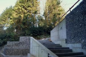 rixensart,froidmont,escalier