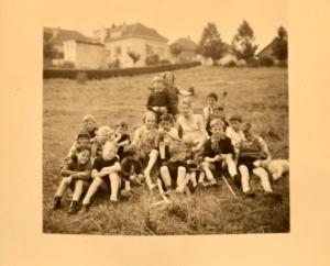 genval,lac de genval,la pommeraie,overijse,1940-1945