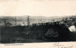 genval,papeteries de genval,chemin de fer,la grande bruyère