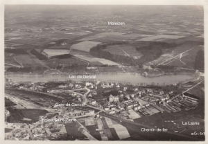 genval,lac de genval,vue aérienne,ligne 161,maubroux