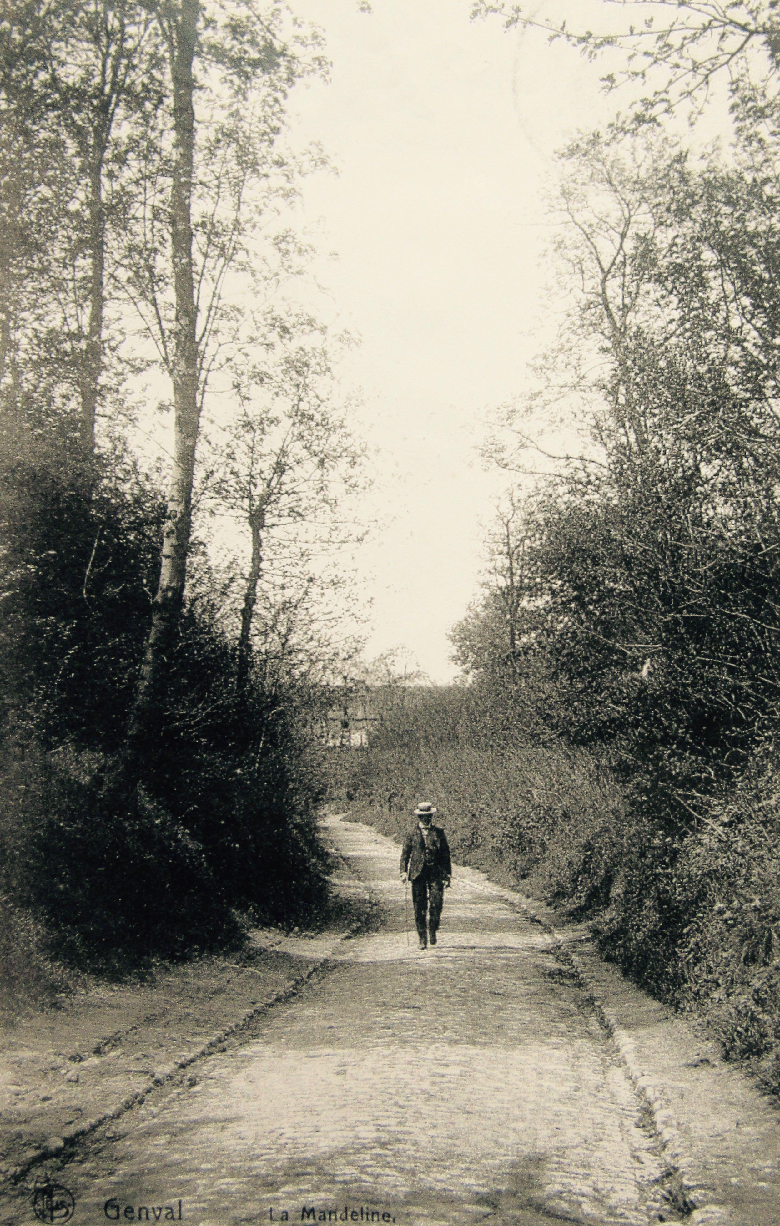 La Manteline Genval 1906 coll CHR