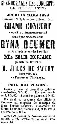 972B. Dyna Beumer 1888 Neuchatel - 2
