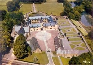 20160513. Château de Rixensart vue aérienne B.jpg