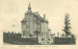 Villa Les Roses avenue de Merode 1913 Rixensart c JCR Martin.jpg
