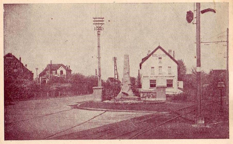 rixensart,rue de la gare,ligne vicinale,hotel de l'yser