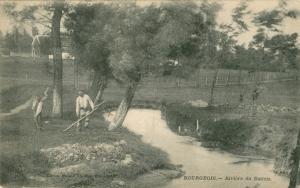 1579. Rivière du Bailois La Lasne Vallée de la Lasne Bourgeois circ 1911 c JCR Martin.jpg