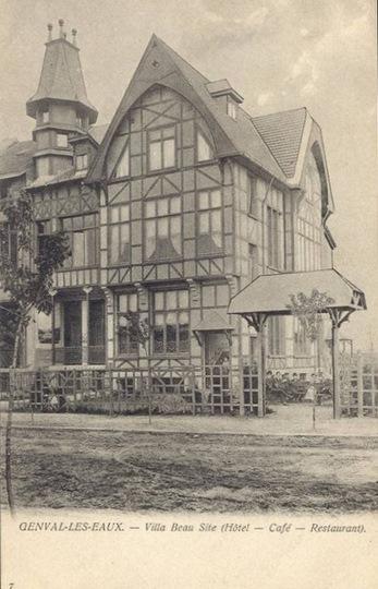 Villa Beau Site Genval