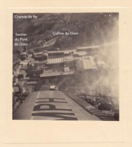 20170125L. 1951 Survol des Papeteries de Genval à bord de l'avion personnel de M. de Lovinfosse Genval c Fonds Lannoye (Ed. Rétro Rixensart)_4 copie.jpg