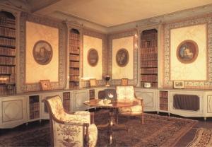 20170306. Château de Rixensart Bibliothèque.jpg