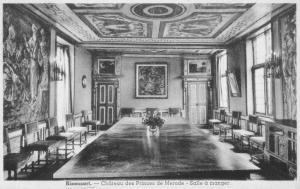 Château de Rixensart salle à manger B c JCR BOU.jpg