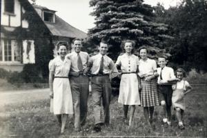 L'été 1944 de la famille Coenraets Rosières © Michel Coenraets 1.jpeg