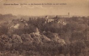 2000. Le Parc vu des hauteurs de La Hulpe, au soir tombant © Eric de Séjournet.jpg