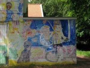 genval,les charrettes,graffitis,rue du tilleul,d'clic,le cerceau