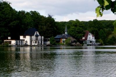 genval,lac de genval,villa guillaume tell