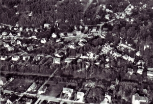 rixensart,vue aerienne,quartier royal