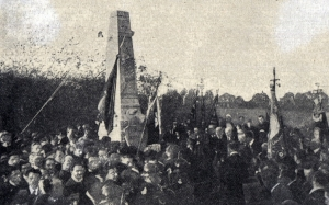 Monument aux Morts inauguration à Rixensart c Ugent.jpg