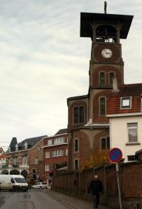 genval,maubroux,église saint-pierre,rue de la station