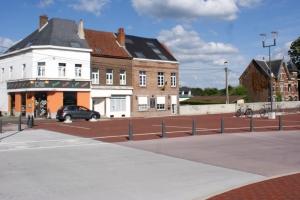 rixensart,ligne vicinale,pont du vicinal,tram,rue de la gare,delhaize rue de la gare