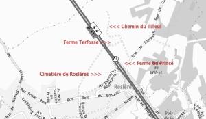 rosières,chemin du tilleul,patrimoine rural,voie pavée