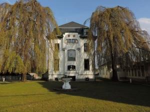 genval,villa beau-site,combattants,art nouveau,paul hamesse