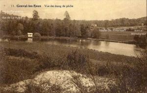 rixensart,genval,vallée de la lasne,étangs de pêche,pêche