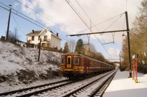 rixensart,trains rixensart