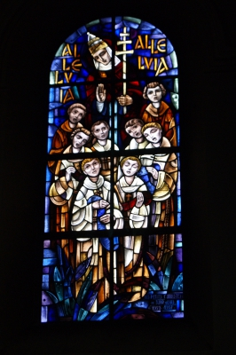 rixensart,bourgeois,églises,saint françois-xavier