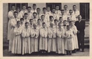 rixensart,bourgeois,église saint-françois-xavier,les petits choristes de bourgeois