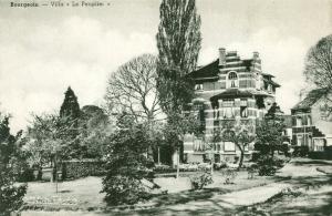 Villa Le Peuplier à Bourgeois (Hommage de l'expediteur aux soldats de 14-18) c Jean-Claude Renier.jpg