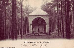 rixensart,chapelles,bois de rixensart