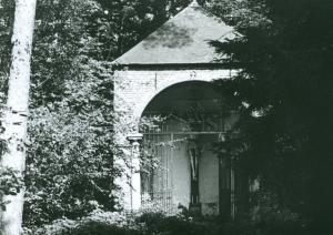 X20 20140900 Chapelle du Calvaire (Drève du Calvaire) Bois de Rixensart 1969 © Jacques Jans.Jans 0001.jpg