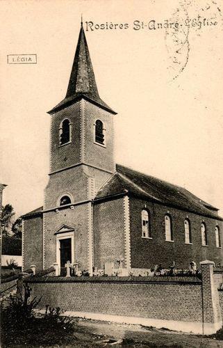 rosières,églises,église saint-andré