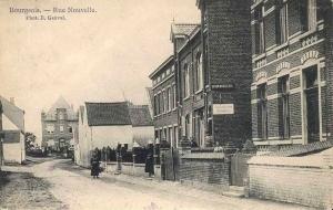 1412. Rue Nouvelle à Bourgeois (actuelle Chaussée de Lasne) c Francis Broche.jpg