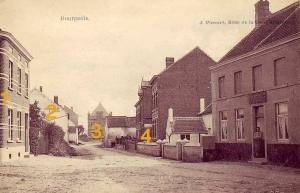 rixensart,bourgeois,chaussée de lasne,rue nouvelle