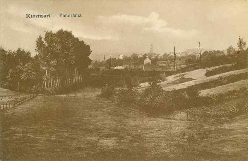 Les locomotives à vapeur à Rixensart (1900 à1930)