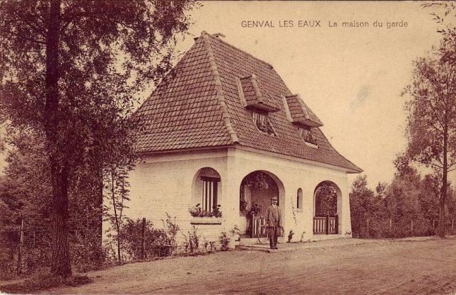 1143. La maison du garde c Francis Broche