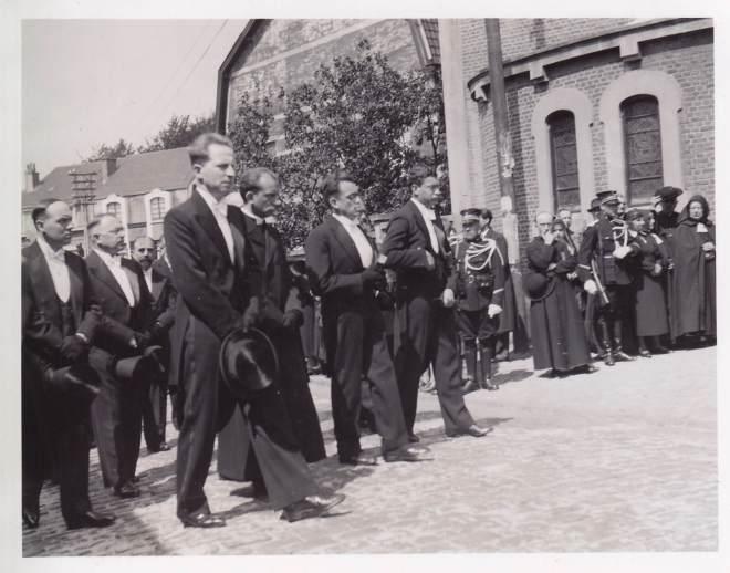 1938 1 juin Funérailles d'Auguste Lannoye à Genval c Fonds Lannoye (Ed. Rétro Rixensart)_3