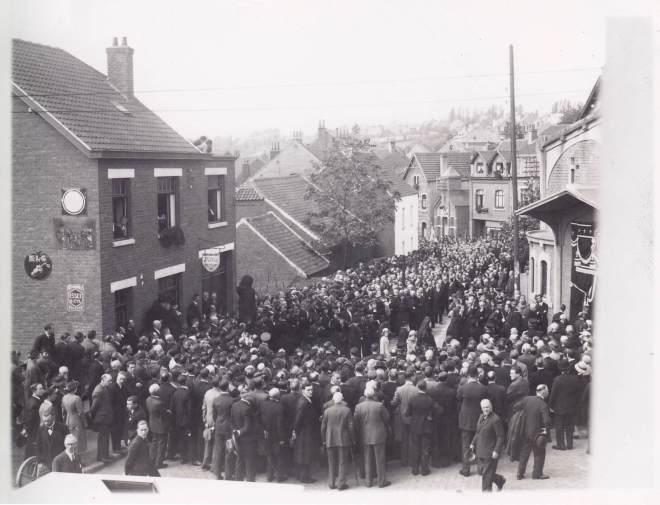1938 1 juin Funérailles d'Auguste Lannoye à Genval c Fonds Lannoye (Ed. Rétro Rixensart)_4