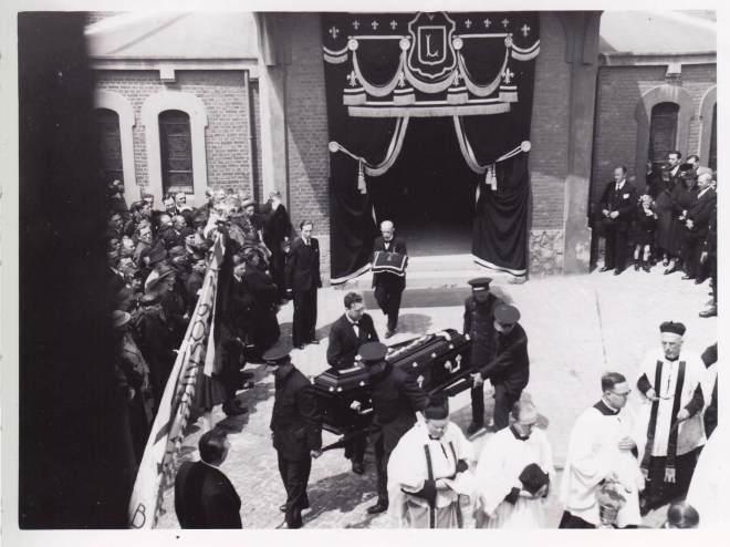 1938 1 juin Funérailles d'Auguste Lannoye à Genval c Fonds Lannoye (Ed. Rétro Rixensart)_5
