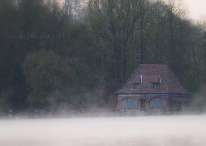 594. Lac de Genval maison du garde 4.2013 © Gilbert Nauwelaers